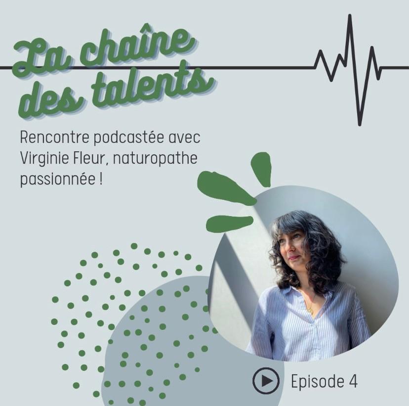 Podcast La chaîne des Talents
